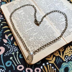 Jewelry - Handmade Rutilated Quartz Necklace